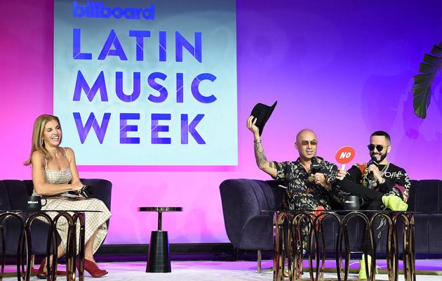 Billboard regresa en vivo a Miami con la Semana de la Música Latina |  MiamiHispano.com